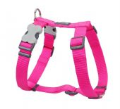 Red Dingo Dog Harness Classic Hot pink